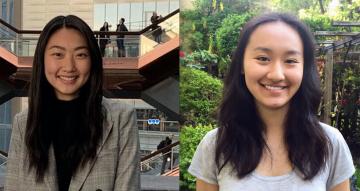 Welcome Jessica Yu and Lulu Pei!