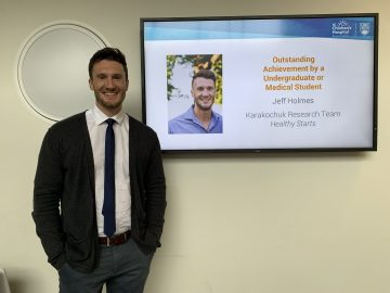 Excellent work, Jeff! Congratulations!